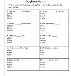 Contraction Reading Worksheets   Printable Worksheets and Activities for  Teachers [ 1553 x 1200 Pixel ]