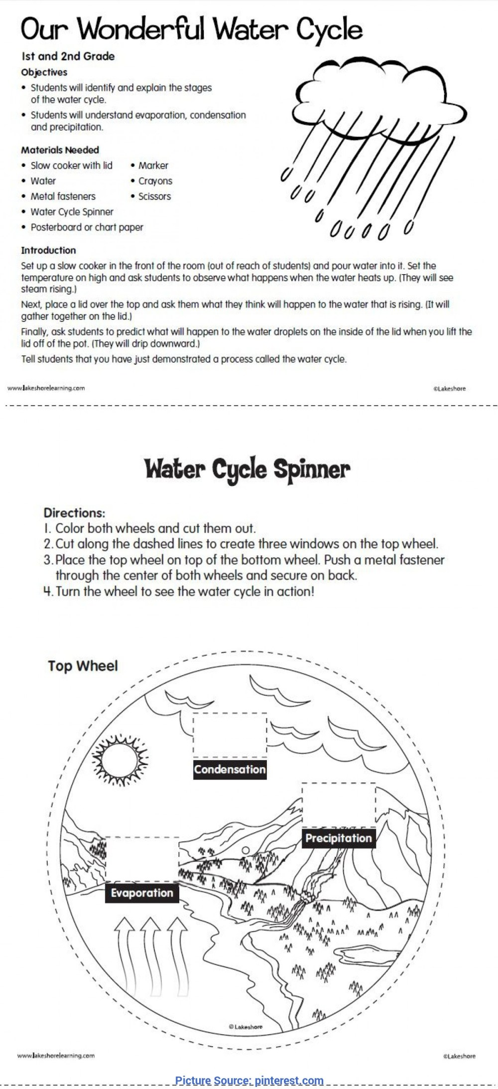 medium resolution of Water Conservation Worksheets For 2nd Grade   Printable Worksheets and  Activities for Teachers