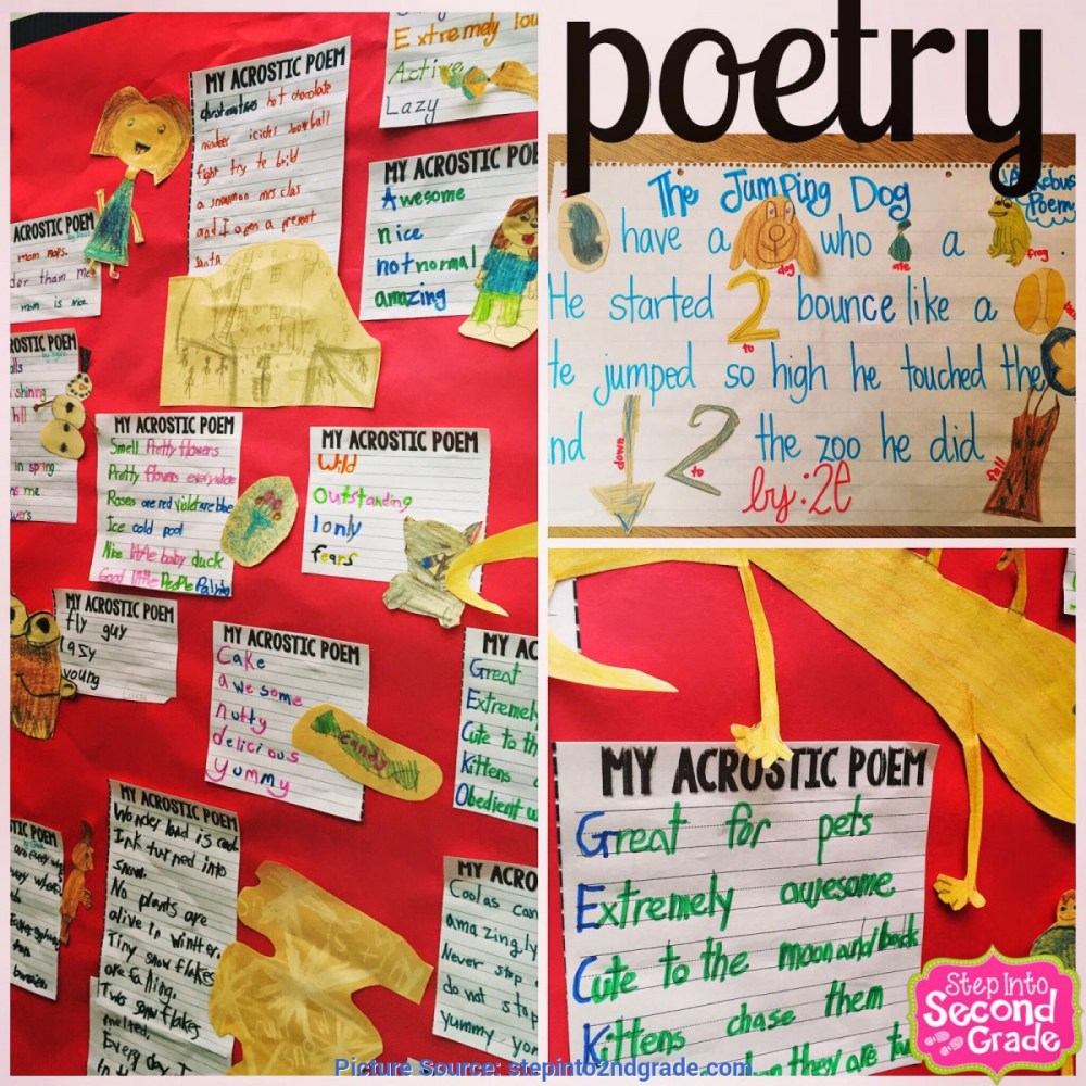 medium resolution of Typical 2Nd Grade Lesson Plans Poetry Poetry! - Step Into 2Nd G - Ota Tech