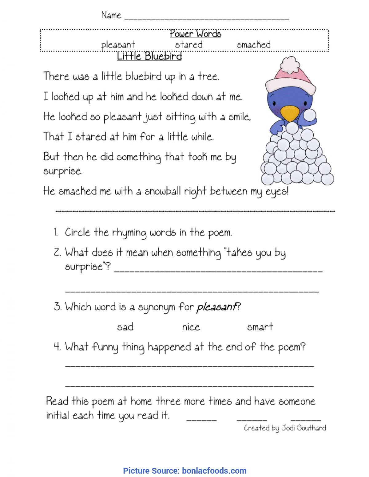 Typical First Grade Reading Activities Worksheets For All