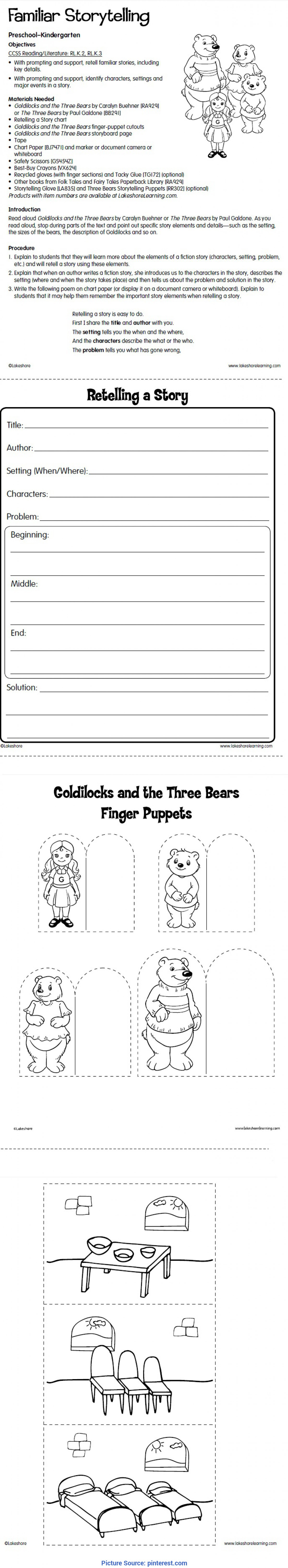 Writing Lesson Plans For Preschoolers