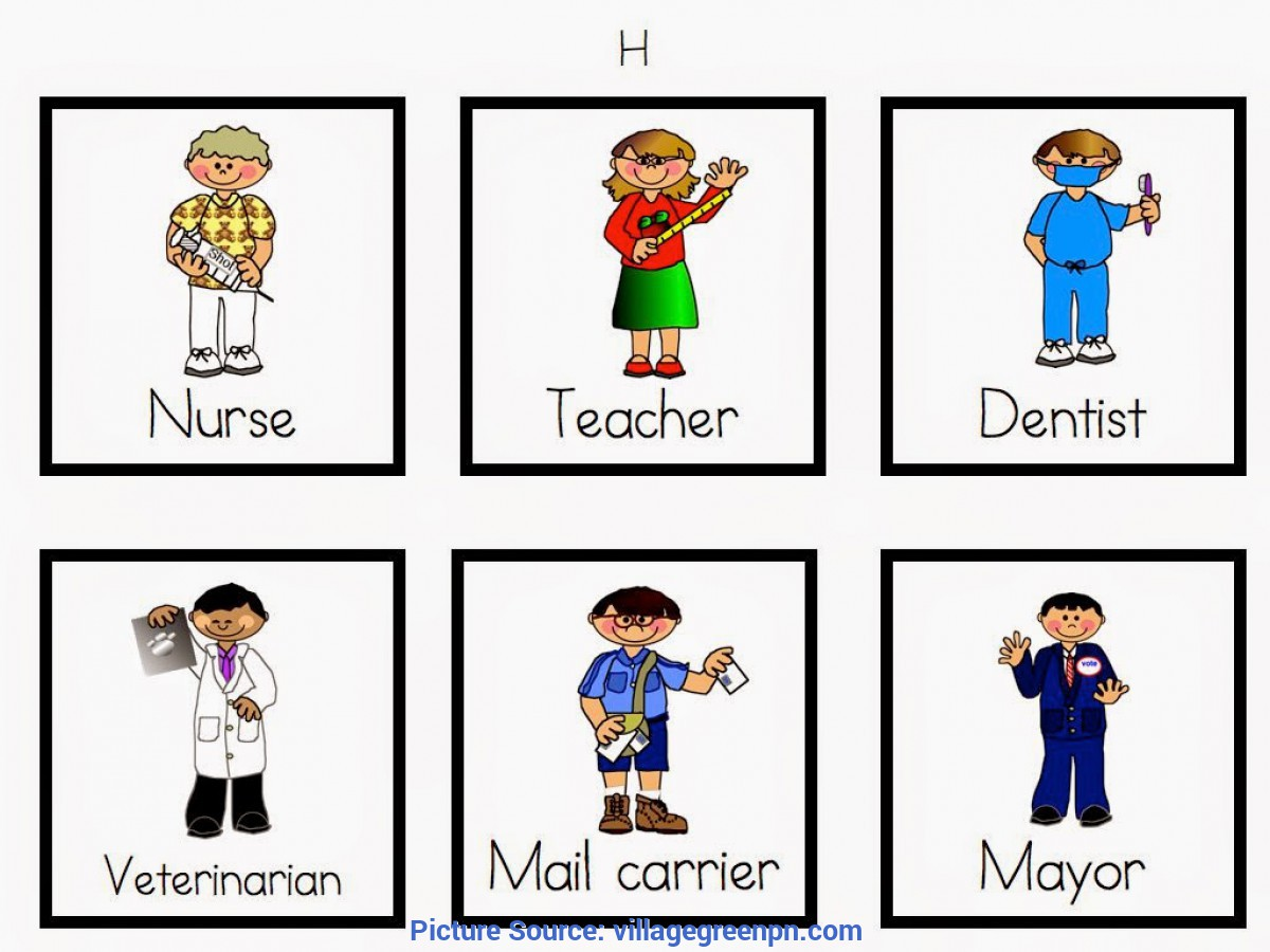 Unusual Lesson Plan About Community Helpers For