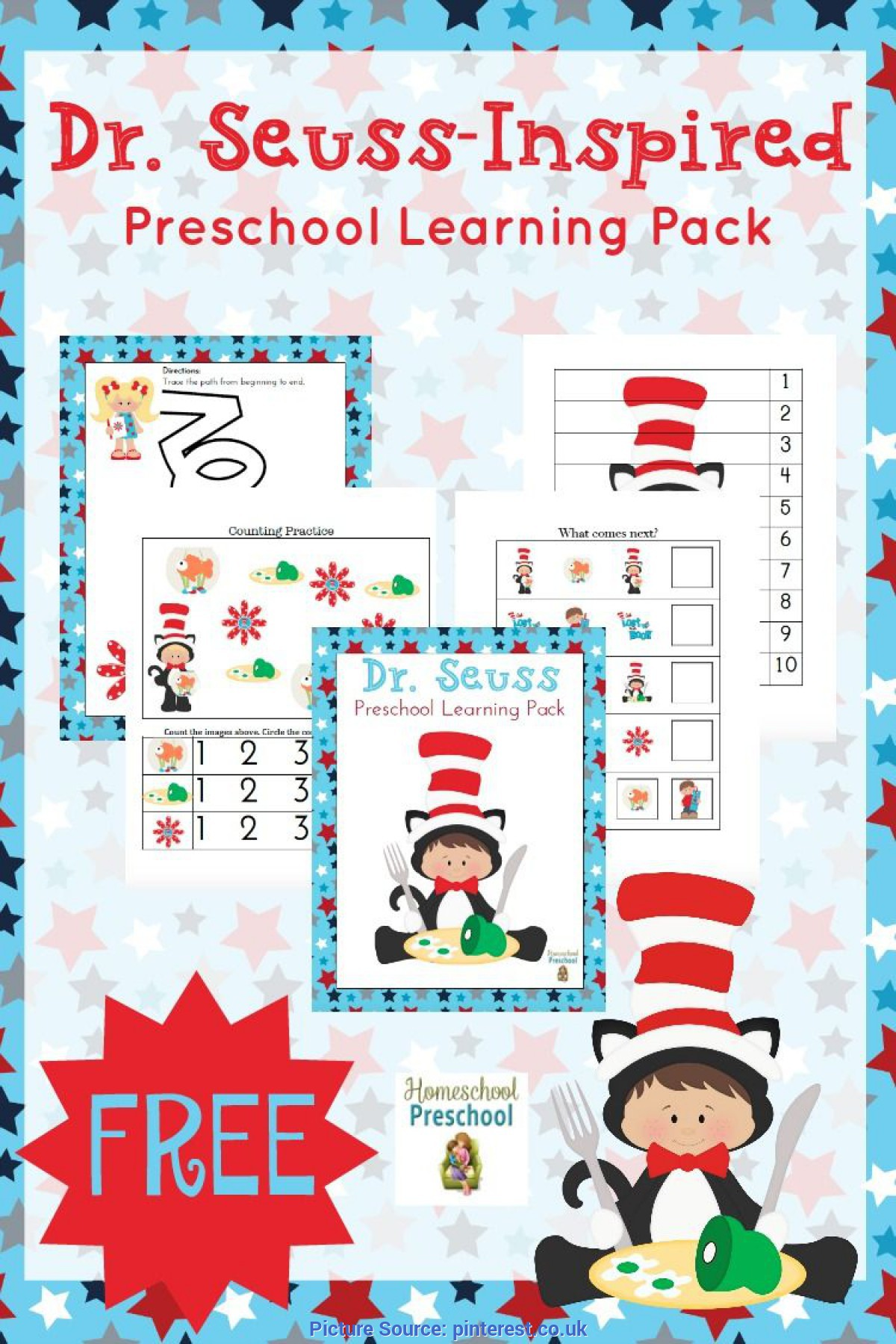 Unusual Pre K Lesson Plans Dr Seuss Theme Dr Suess Themed