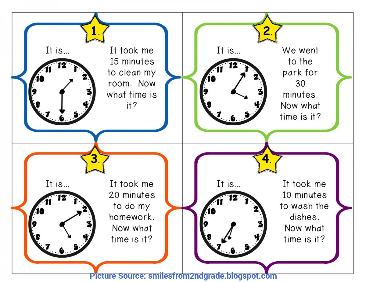 Unusual Telling Time Lesson Plans 2nd Grade Smiles From