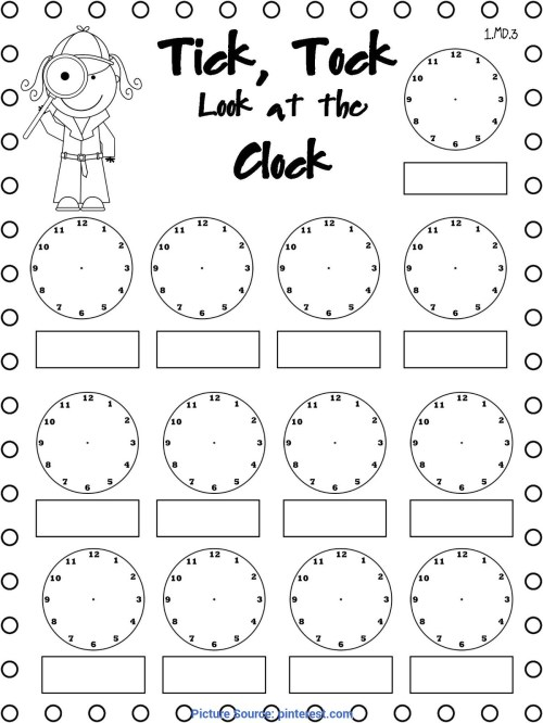 small resolution of Time Worksheets Kindergarten Math Winter Lesson Plans T - Ota Tech