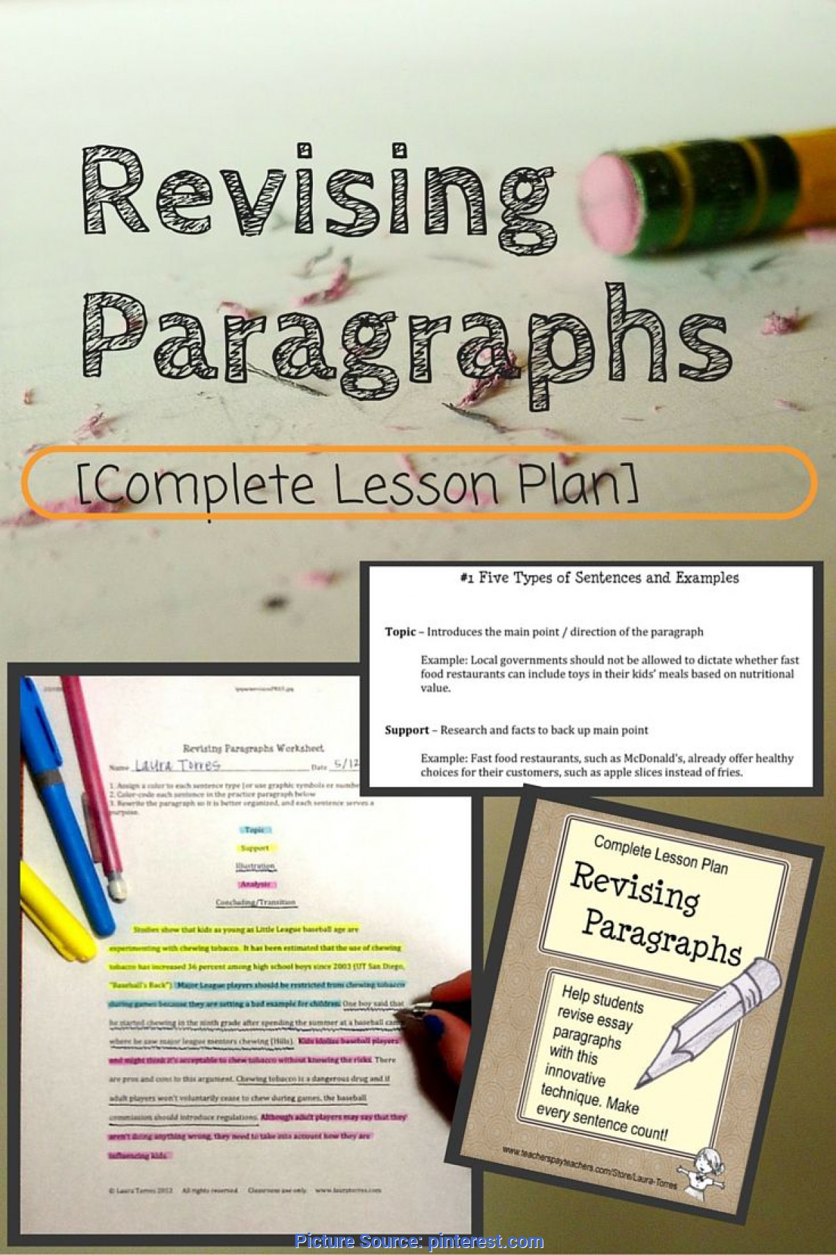Useful How To Make Lesson Plan For Revision Revising
