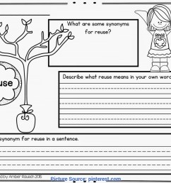 Valuable First Grade Lesson Plan Reduce Reuse Recycle The Best Of Teacher  Entrepreneurs Ii: Free Earth Day Vocabular - Ota Tech [ 928 x 1200 Pixel ]