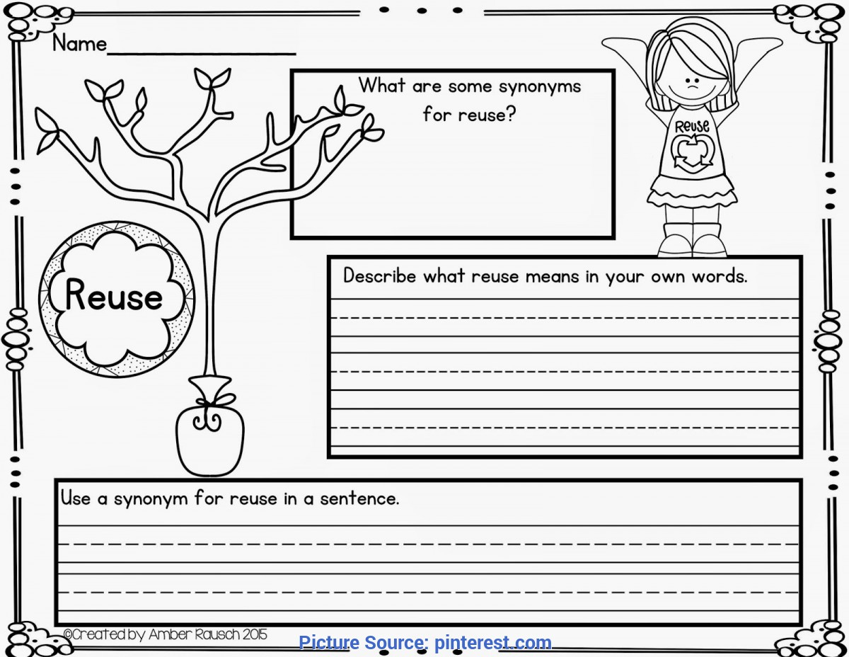 hight resolution of Valuable First Grade Lesson Plan Reduce Reuse Recycle The Best Of Teacher  Entrepreneurs Ii: Free Earth Day Vocabular - Ota Tech
