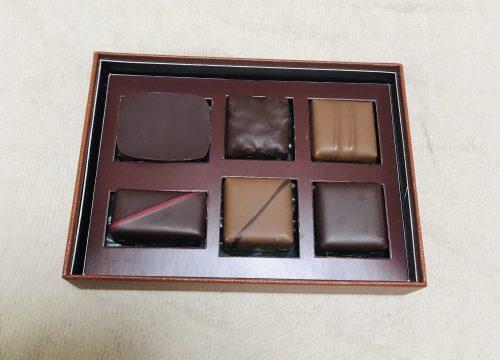 チョコレート アタンション