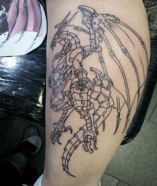 tattoo_bahamut