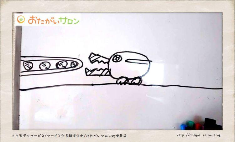 安心できる存在(藤田)(2019.7.2)-Vol.505- 共生型デイサービス