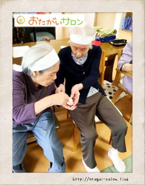 遺影のお父さん(藤田)(2019.7.4)-Vol.507- 共生型デイサービス おたがいサロン