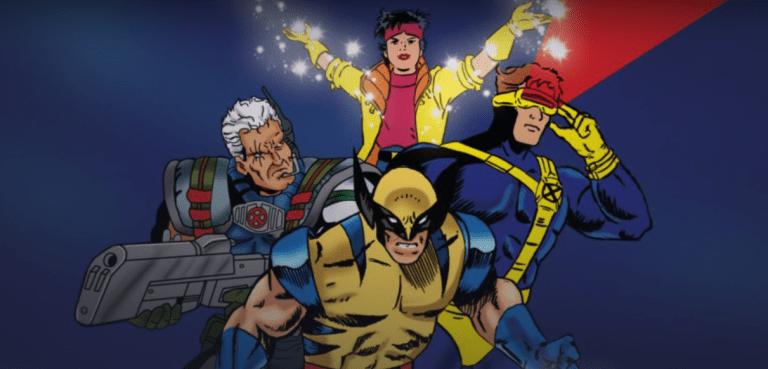 X-men Serie Animada no Otageek