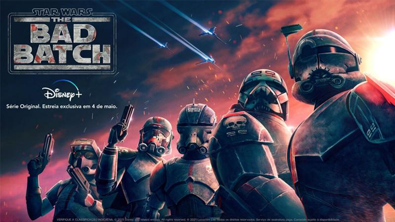 Star Wars The Bad Batch estreia em Maio no Disney Plus Otageek