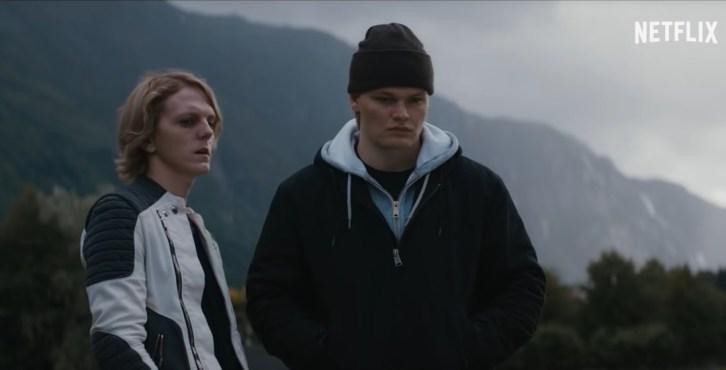 Magnus e Laurits - Crítica 2ª temporada de Ragnarok - OtaGeek