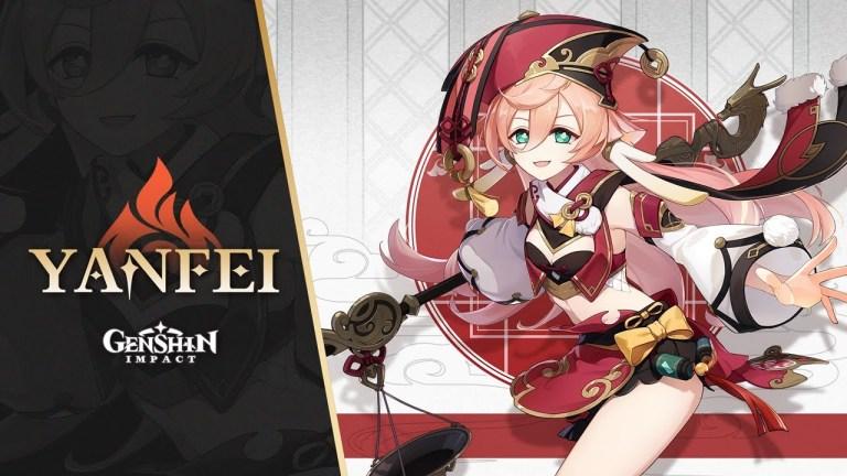 Personagem Yanfei