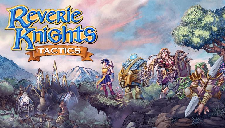 Equipe de Reverie Knights Tactics