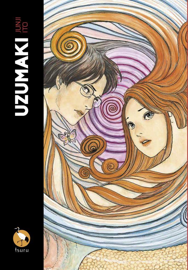capa do mangá Uzumaki