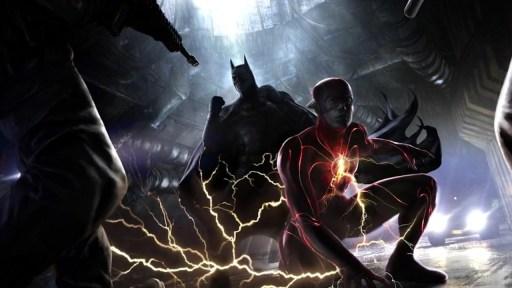 flash e batman Universo DC - otageek