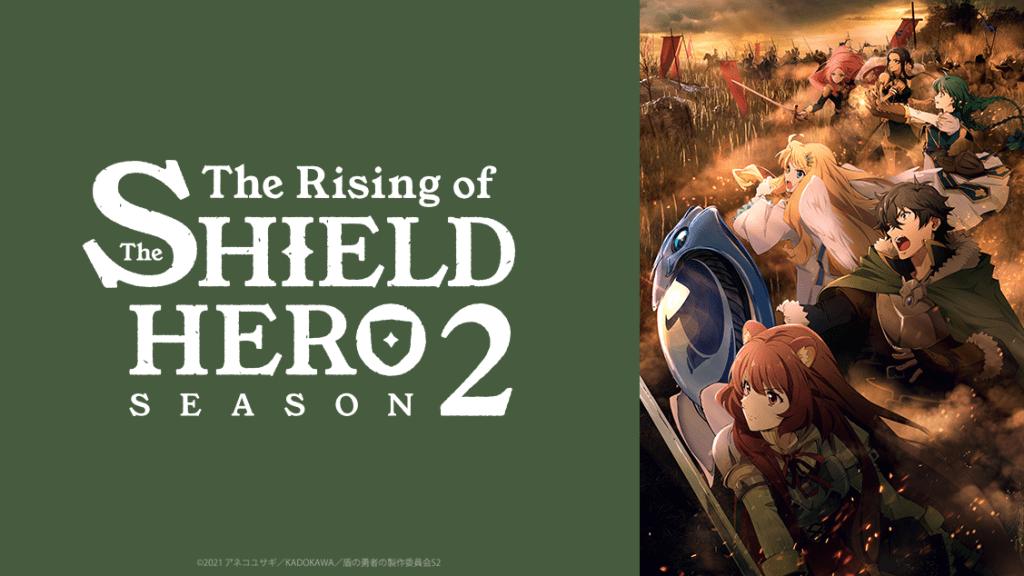 Segunda temporada de The rising of shield hero