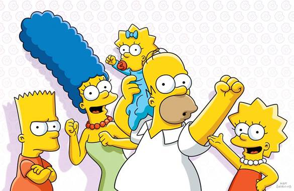 os simpsons no star+ completo