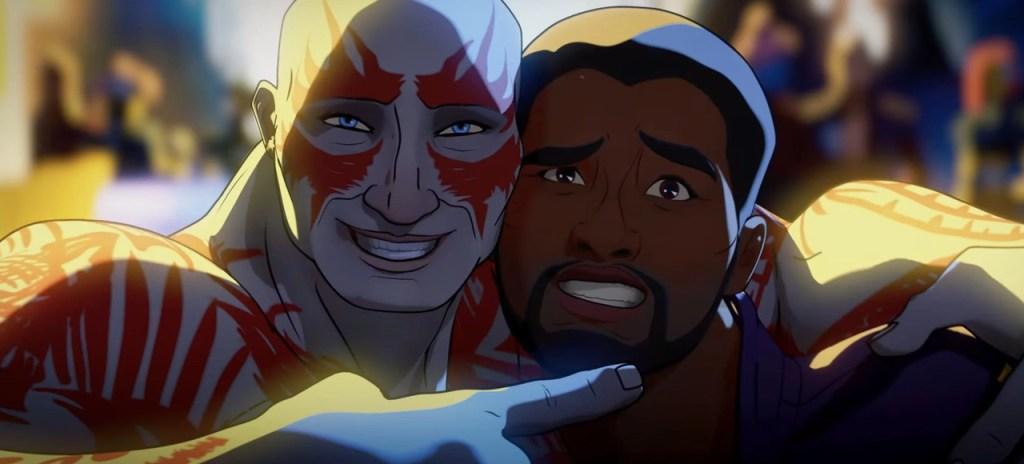 Marvel | Kevin Feige revela como a atuação de Chadwick Boseman em What If...?  influenciaria a sequência de Pantera Negra - Otageek
