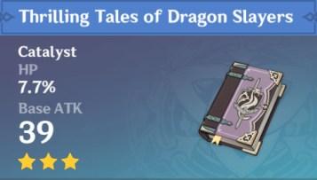 catalisador Histórias Extraordinárias de Caçadores de Dragão