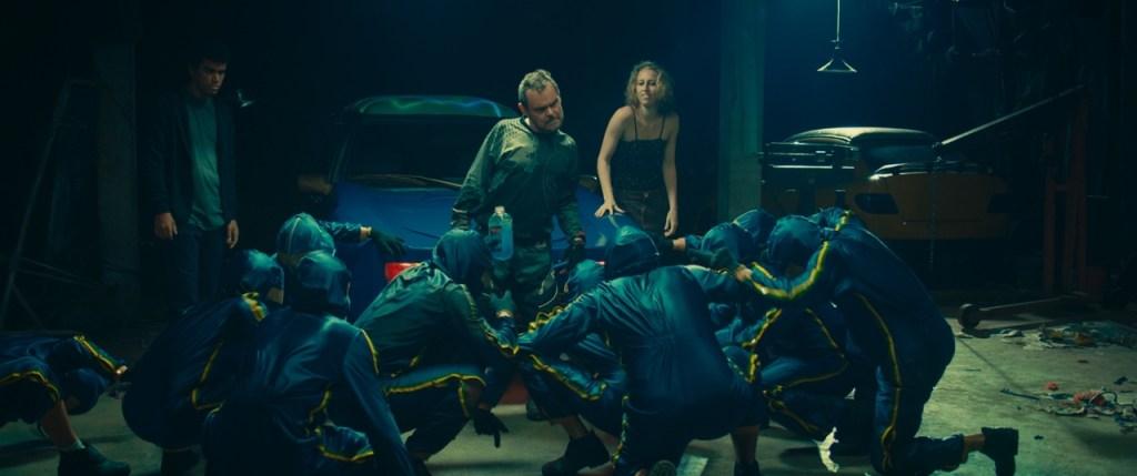 Cena do filme Carro Rei de Renata Pinheiro, o grande vencedor do 12º CInefantasy