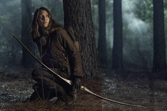 Maggie em situação de Perigo em The walking Dead exclusivo no Star + - Otageek