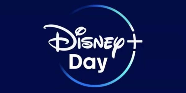 Logo do Disney + Day + Otageek