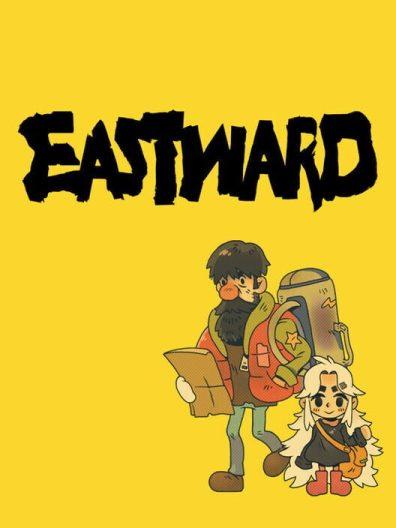 John e Sam na capa de Eastward