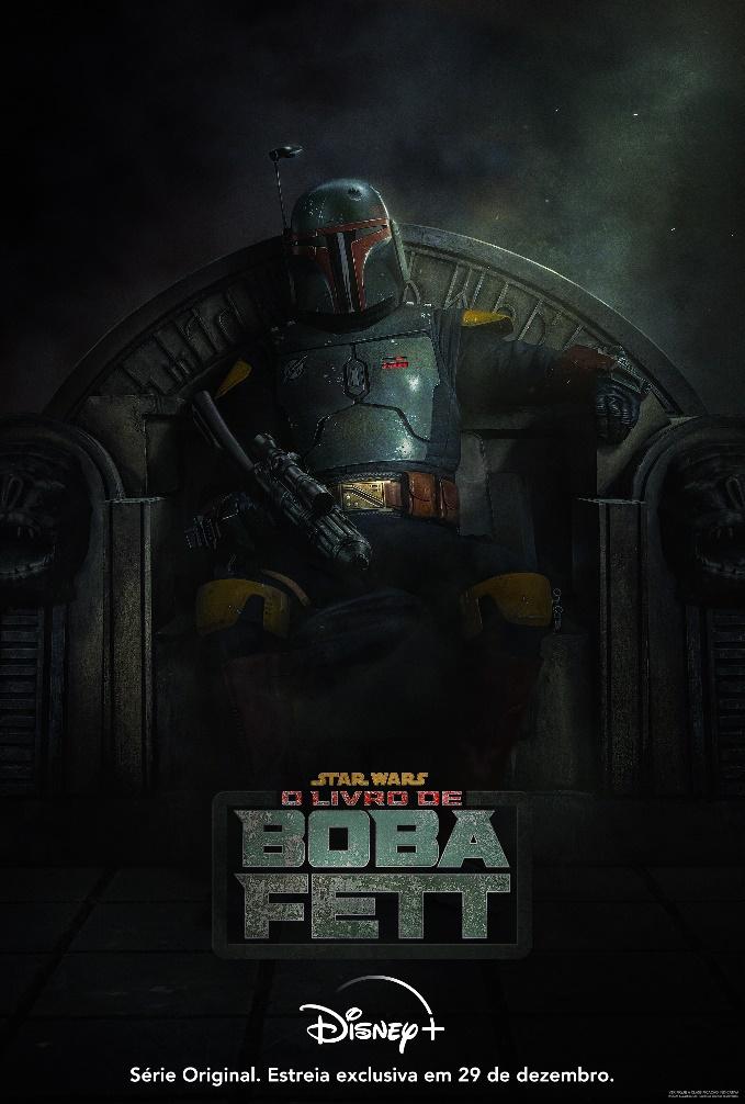 Data de estreia Livro de Bobba Fett