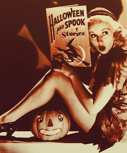 História para ler no Halloween - Otageek