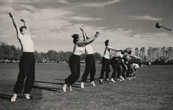 1960s Physical Education