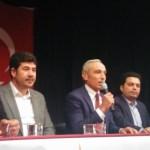 AK PARTİMİZ, KOZAN BELEDİYESİNİ HİZMET KERVANINA KATACAKTIR''.