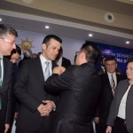 MHP'Lİ MECLİS ÜYESİ AĞCA AK PARTİYE GEÇTİ