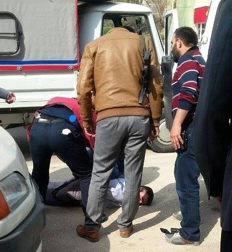 ayvalı köyü cinayetinin zanlısı yakalandı