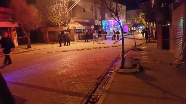 imamoglu silahlı saldırıda bir kişi öldü