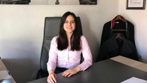 Genç Avukat BİLGE BAYSAL, Avukatlık Bürosunu Açtı