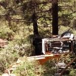 Kozanda Orman Yolu Yapan İş Makinası Devirdi 1 Kişi Hayatını Kaybetti