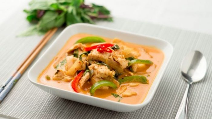 red curry thai