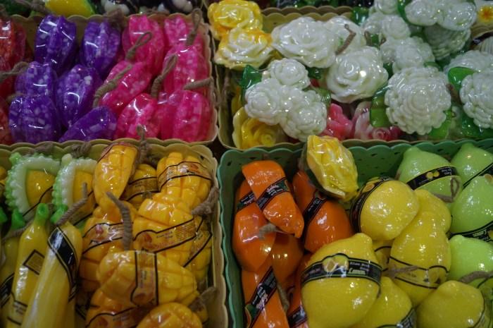 Мыло на рынке Чатучак