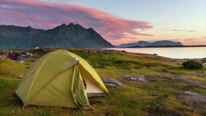 Где в Европе можно путешествовать с палаткой