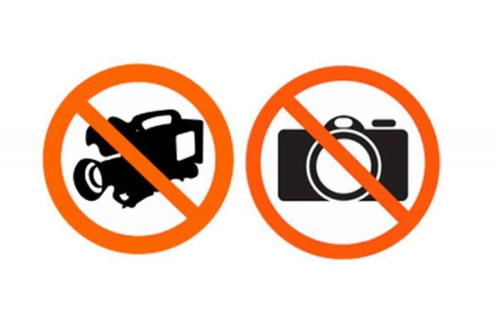 В каких странах туристам нужно делать фото с большой осторожностью