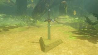 ゼルダの伝説ブレスオブザワイルド最強装備。退魔の剣(迷いの森)&ハイリアの盾&英傑の服の入手方法。【画像付き攻略】