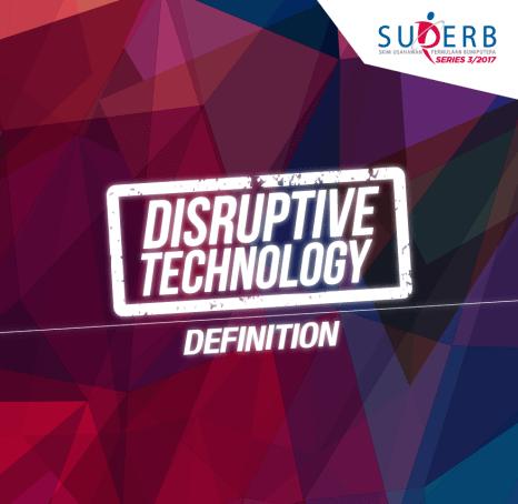 Teknologi Disruptif