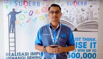 Kejayaan CEO ZYQ Engineering Mohammad Zikri Mohd Zaini Hasil Teamwork Yang Betul