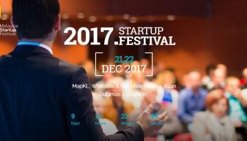 Belakang Tadbir Syarikat Permulaan Dan Peluang Pembiayaan Di Malaysia Startup Festival 2017