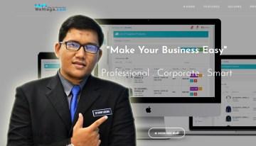 Syarifuddin Memudahkan Kerja Pengasas Produk, WeNiaga – Sistem Pengurusan Produk Dan Agen