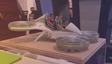 Kereta Terbang Vs Air Mobility